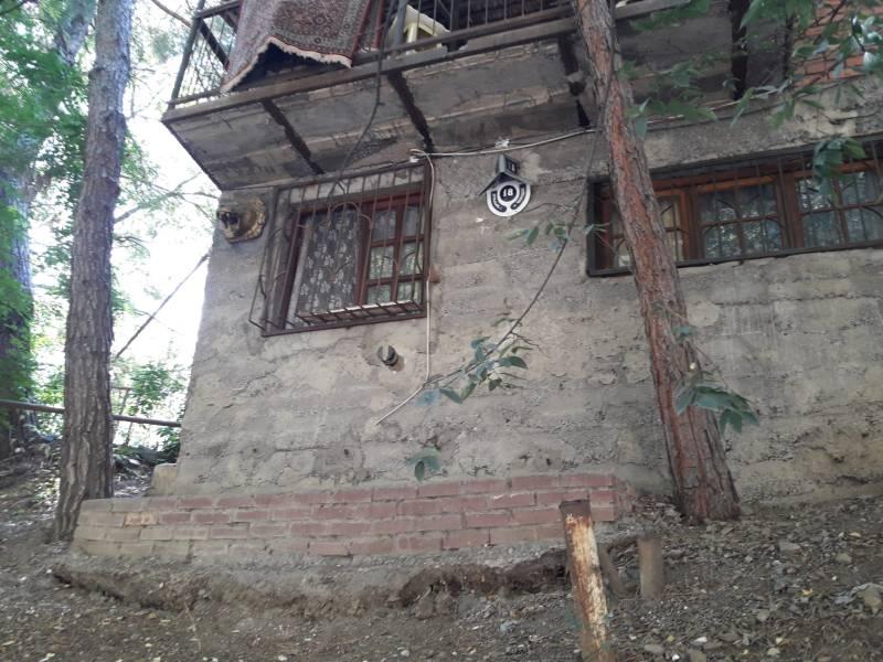 Старый город Тбилиси Красивое старинное здание