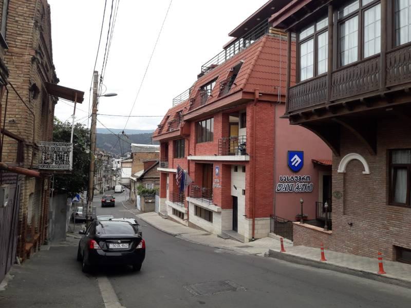 Старый город Тбилиси Международный отель