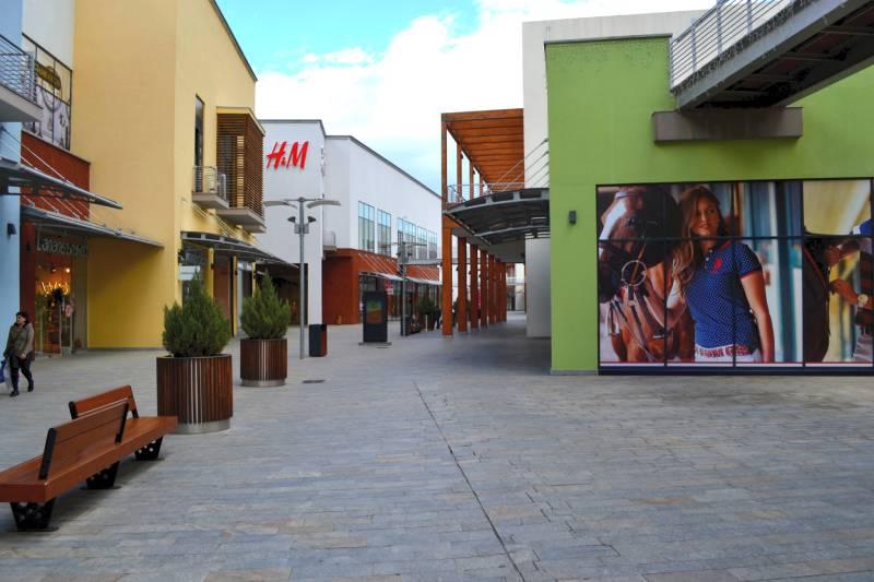 Город магазинов Тбилиси Ист Поинт