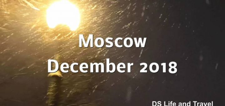 December Moscow 2018