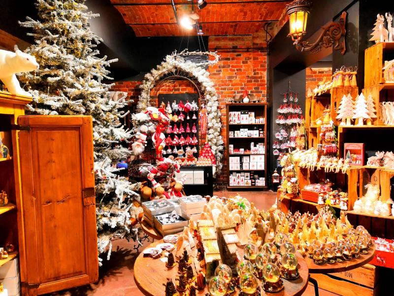 Новогодние сувениры Хельсинки