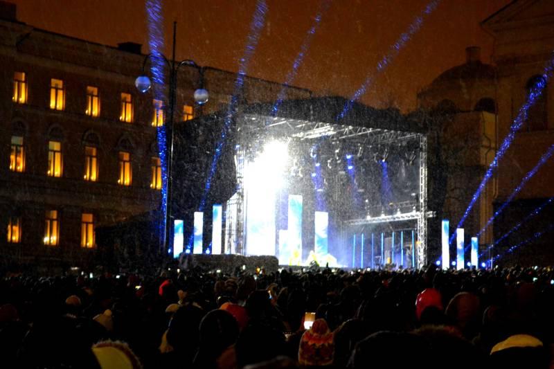 Новогодняя ночь Хельсинки 2019 Новогодний концерт