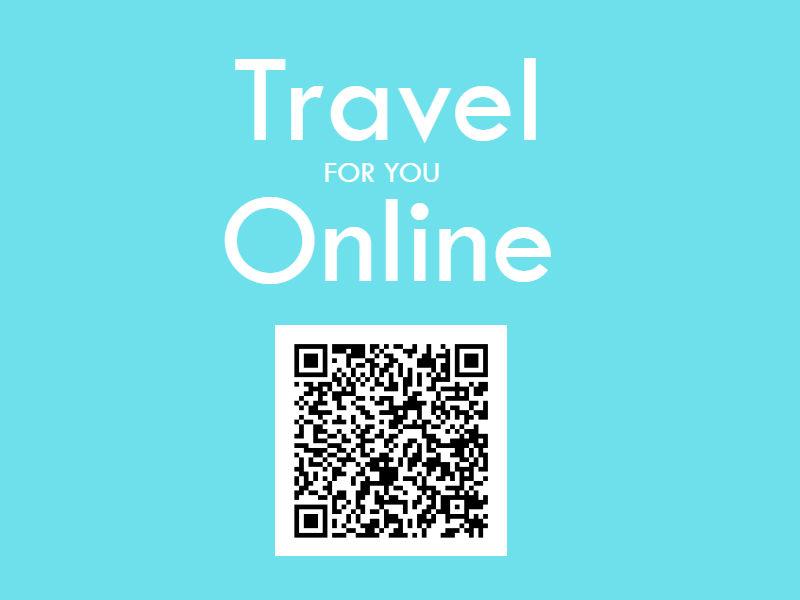 Онлайн-экскурсии по городам мира с гидом. Флаер.