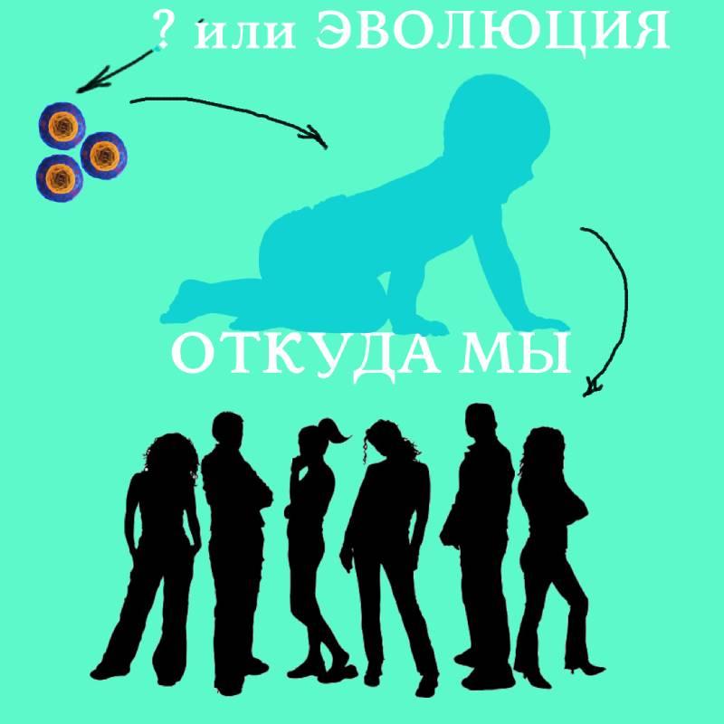 Человек результат эволюции или ..